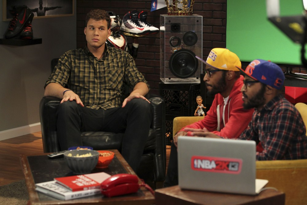 NBA 2K13 Digital Print Shoot