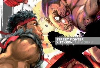 sf x tekken art