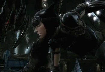 Catwoman Injustice Gods Among Us