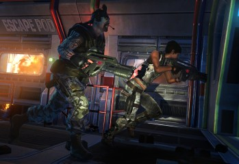 Aliens Colonial Marines NYCC Screenshot 1