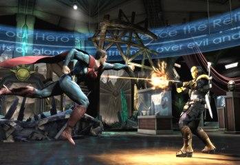 Deathstroke vs Superman