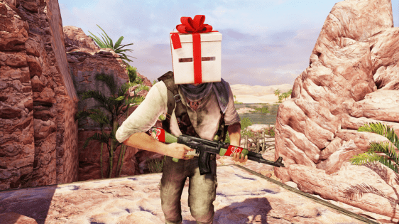 2012 U3 Holiday PresentDrake Uncharted 3 Receives a Festive Update For the Holidays
