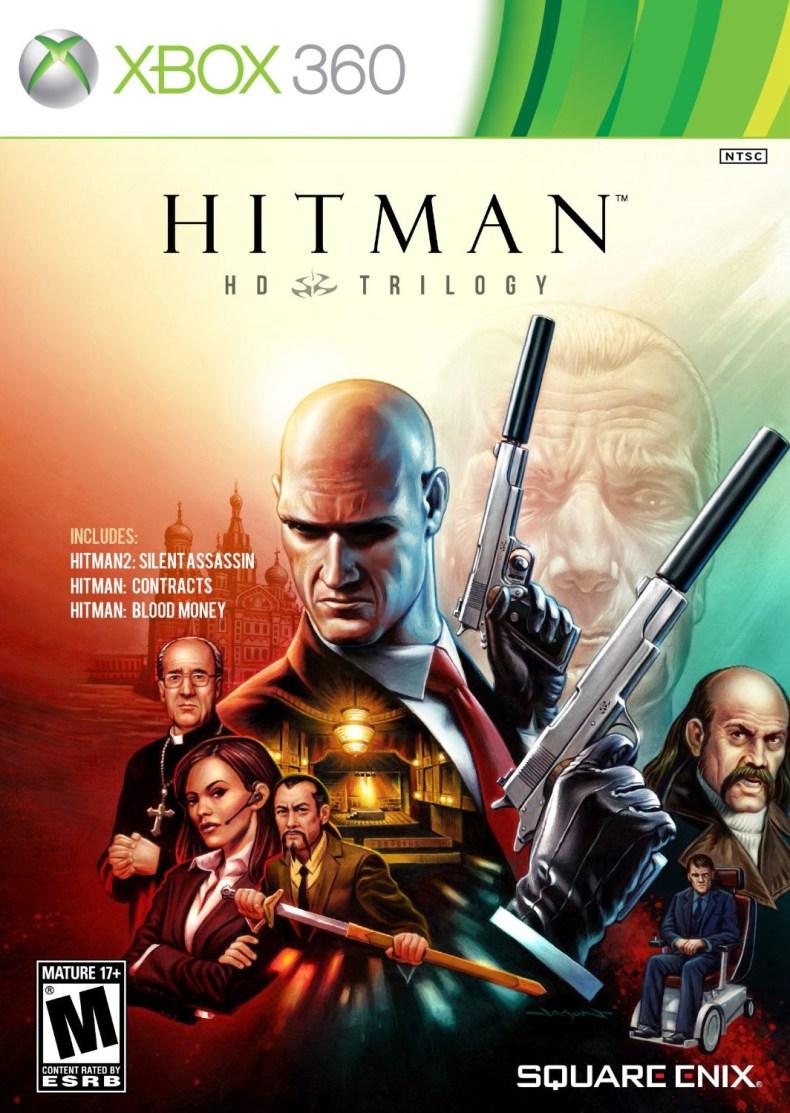 Hitman HD Release