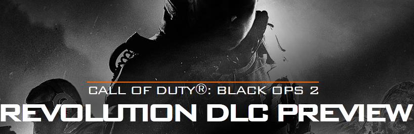 Call of Duty: Black Ops 2 Revolution DLC Trailer