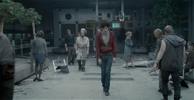 tgfwarmbodies Warm Bodies Review | A Love Story, With Zombies