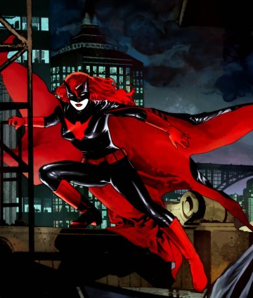 Batwoman 101 600x706 The Fanatical Five | Characters We Want in Injustice: Gods Among Us