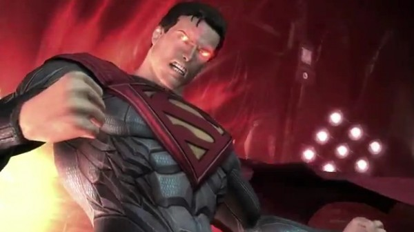 Superman Injustice