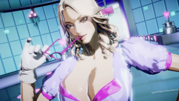 KillerisDead05 600x337 Killer is Dead Review | Lifeless