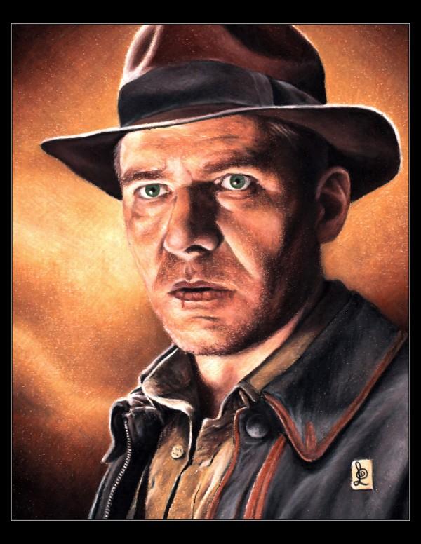 Louis Sollune's Harrison Ford