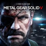 Metal Gear Solid V Ground Zeroes Xbox Boxart
