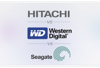 Hitachi vs Western Digital vs Seagate