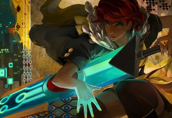 supergiant transistor ps4 and pc