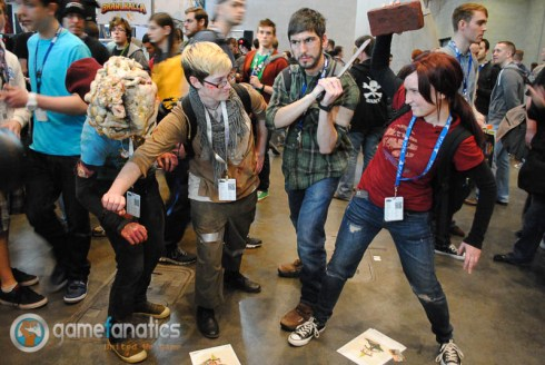 PAX East 2014 The Last of Us Cosplay 3 700x469 PAX East 2014 | Game Fanatics PAX East Cosplay Roundup