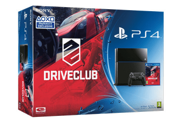 Europe is Getting a Driveclub PlayStation 4 Bundle