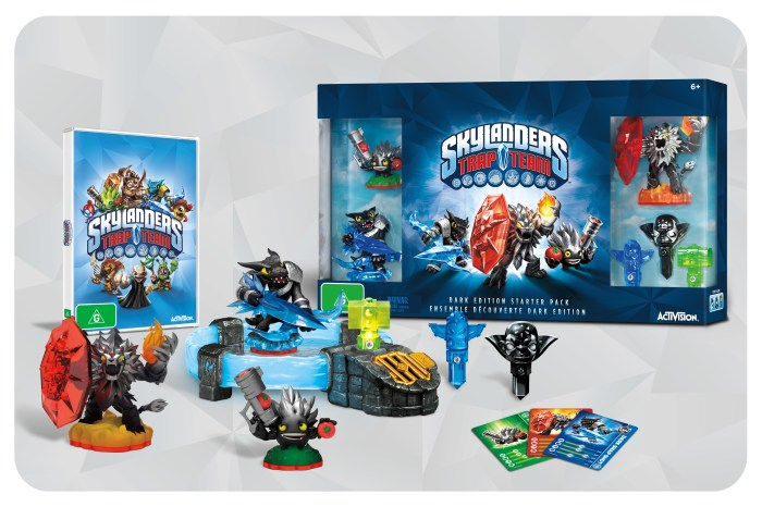 skylanders trap team dark edition screen 4 700x466 SDCC 2014 | Skylanders: Trap Team, Female Audience is a Focus