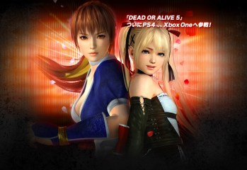 Dead-or-Alive-5-Last-Round-Kasumi-e-Marie-Rose