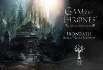 Here's Our First Look At Telltale's Game of Thrones