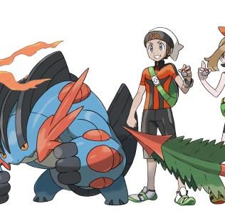 Pokemon Omega Ruby/Alpha Sapphire