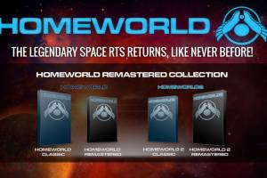 Homeworld Remastered Collection Boxes