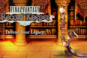 Final Fantasy Record Keeper is Releasing in English