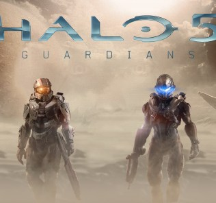 Halo 5 Cover Art