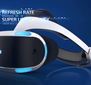 Sony Project Morpheus GDC Prototype