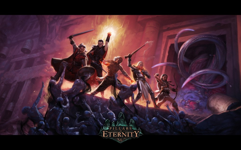 Pillars of Eternity has Gone Gold and comes to PC on March 26