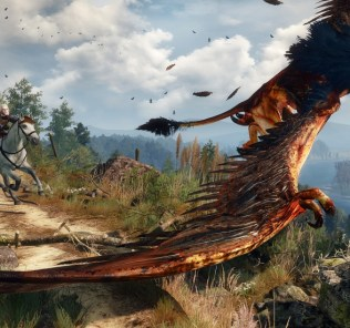 Witcher 3 PAX East Gameplay Takes Geralt to No Man's Land