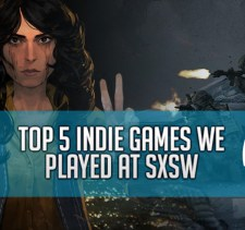 Top 5 Indie Games We Played at SXSW