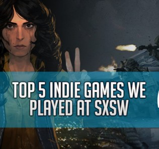 Top 5 Indie Games We Played at SXSW
