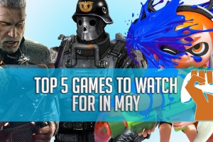 Top Games in May Cover