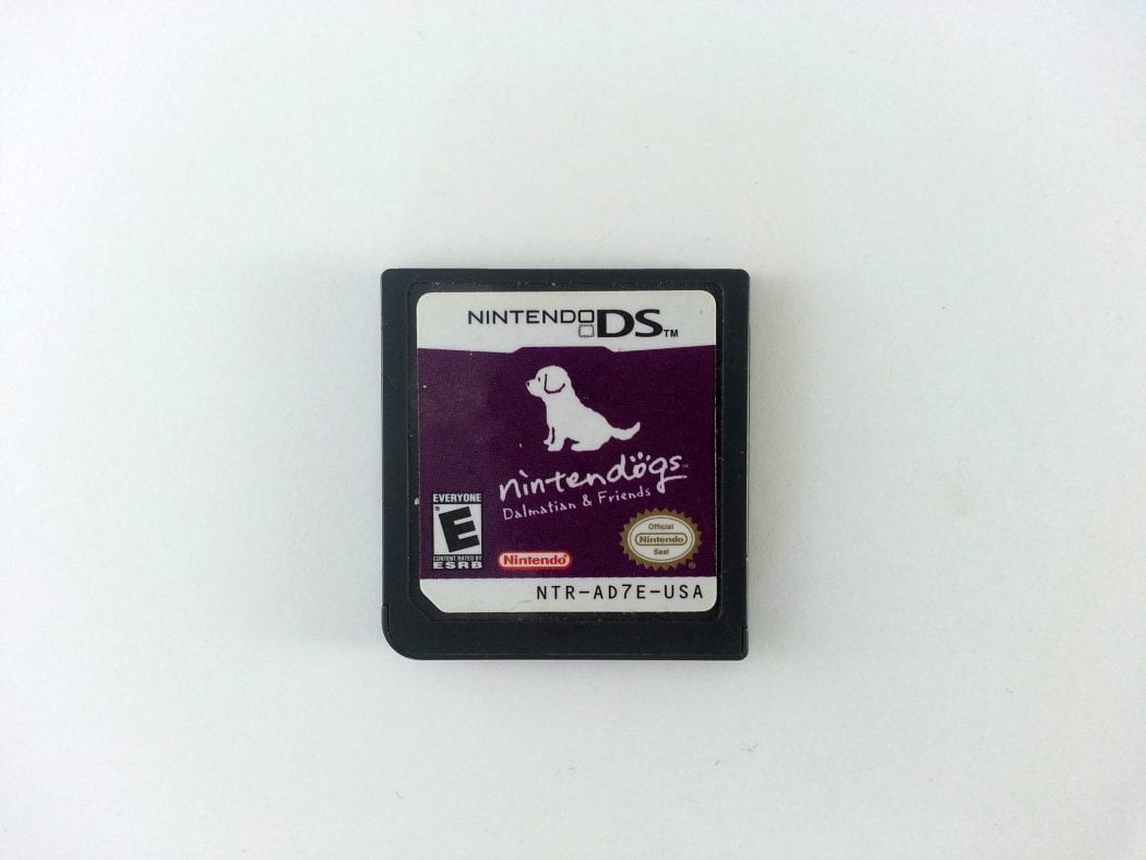 Image For Nintendogs Dalmatian And Friends