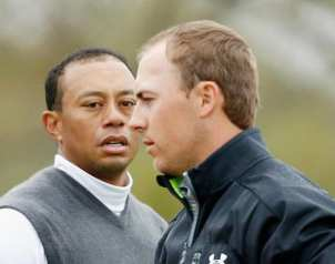 Spieth, has surged to the top rapidly, something not matched by anyone except Tiger
