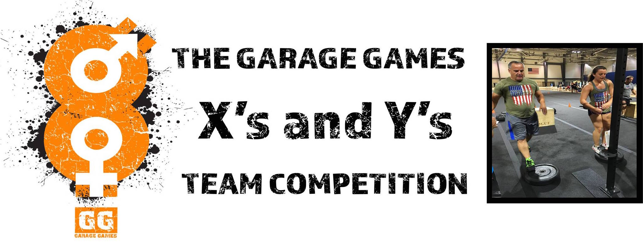 Garage Games Masters Wod Xs Ys Crossfit Cerberus July 20 2019 The Garage Games Series