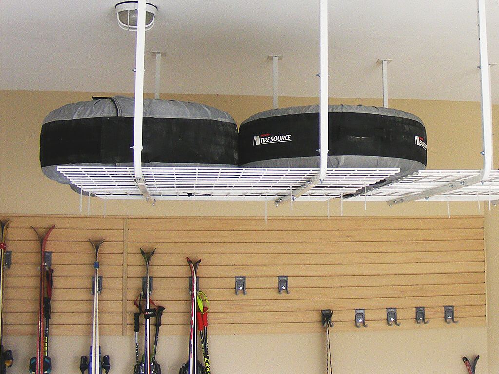 Trendy Shelving Ideas To Arrange Your Garage