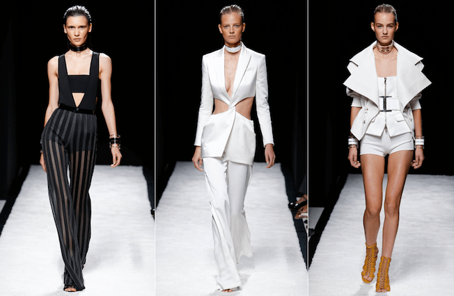 Balmain_The_Garage_Starlets_Paris_Fashion_Week_Spring_Summer_SS_2015_Ready_To_Wear_Collection_02