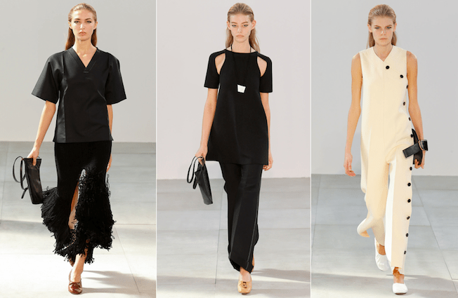Celine_The_Garage_Starlets_Paris_Fashion_Week_Spring_Summer_SS_2015_Ready_To_Wear_Collection_01