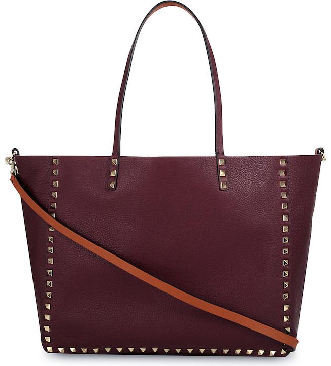 The_Garage_Starlets_Bordeaux_Burgundy_Valentino_Leather_Bag_12