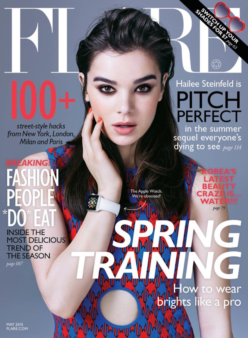 05_The_Garage_Starlets_Style_Apple_Watch_Fashion_Editorial_Hailee_Steinfeld_Flare_Magazine