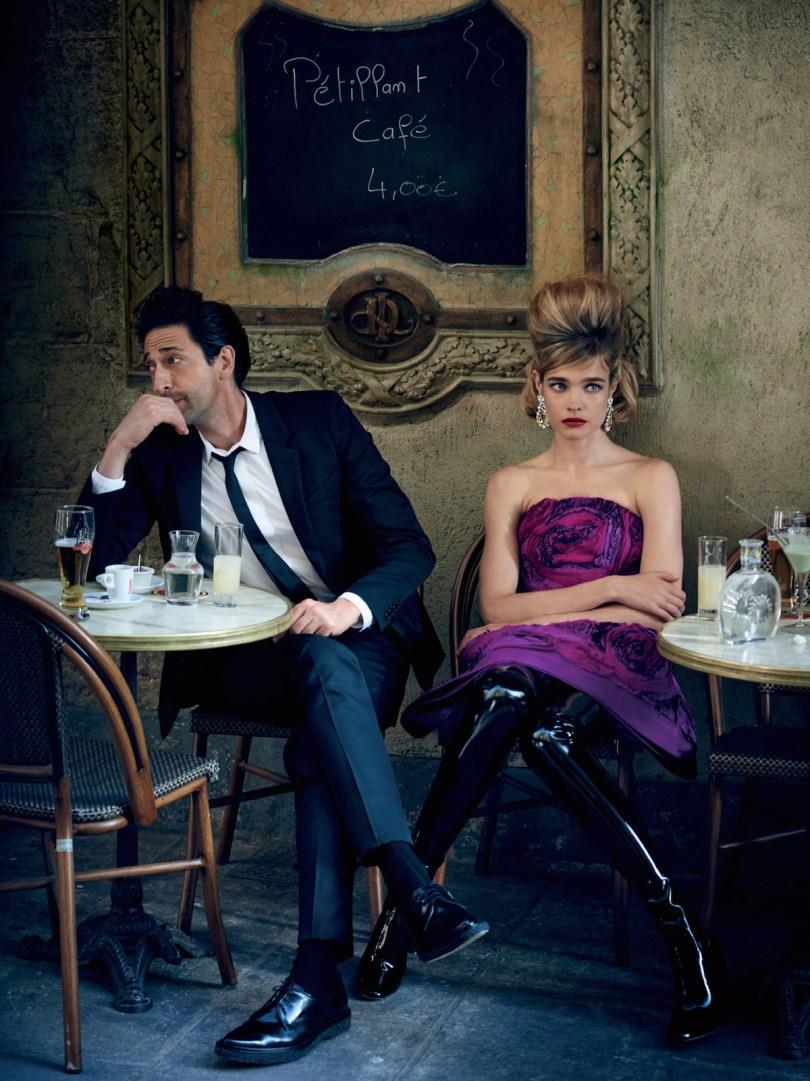The_Garage_Starlets_Natalia_Vodianova_Adrien_Brody_Peter_Lindbergh_Vogue_US_July-2015_08