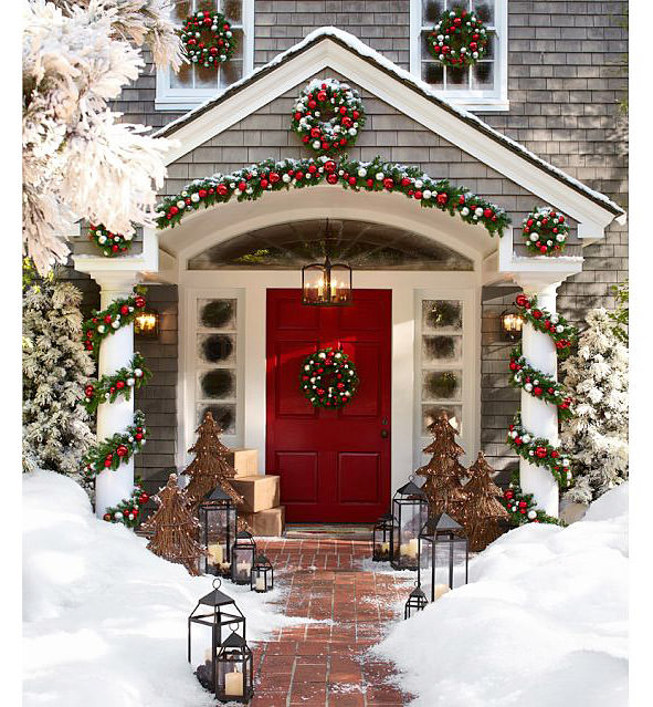 How To Decorate Your Front Porch Creative Ways To Decorate Your Front Porch For The Holiday