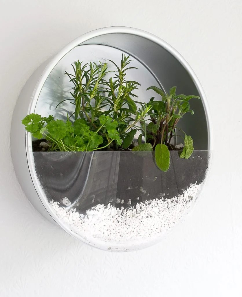 Planter For Herbs 14 Brilliant Diy Indoor Herb Garden Ideas The Garden Glove