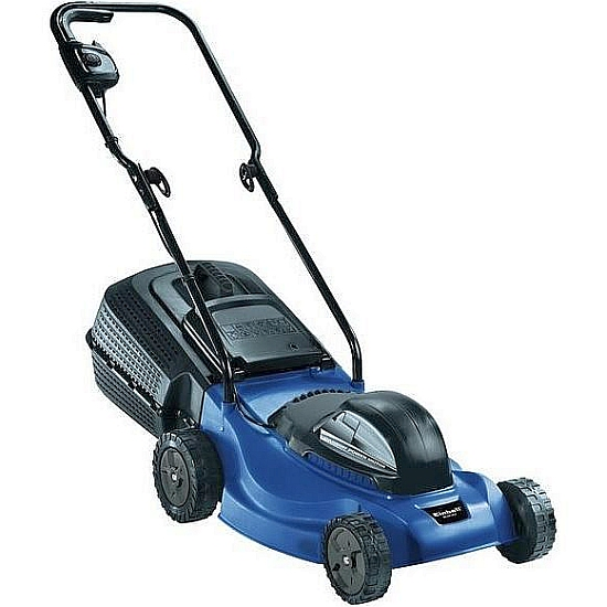 The garden tool shed aldi 1400w 37cm lawnmower is it an for Aldi gardening tools 2016