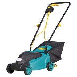 Dobbies essentials 1000w 32cm electric rotary mower at for Aldi gardening tools 2015