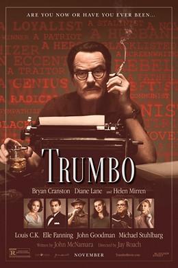 Trumbo movie poster