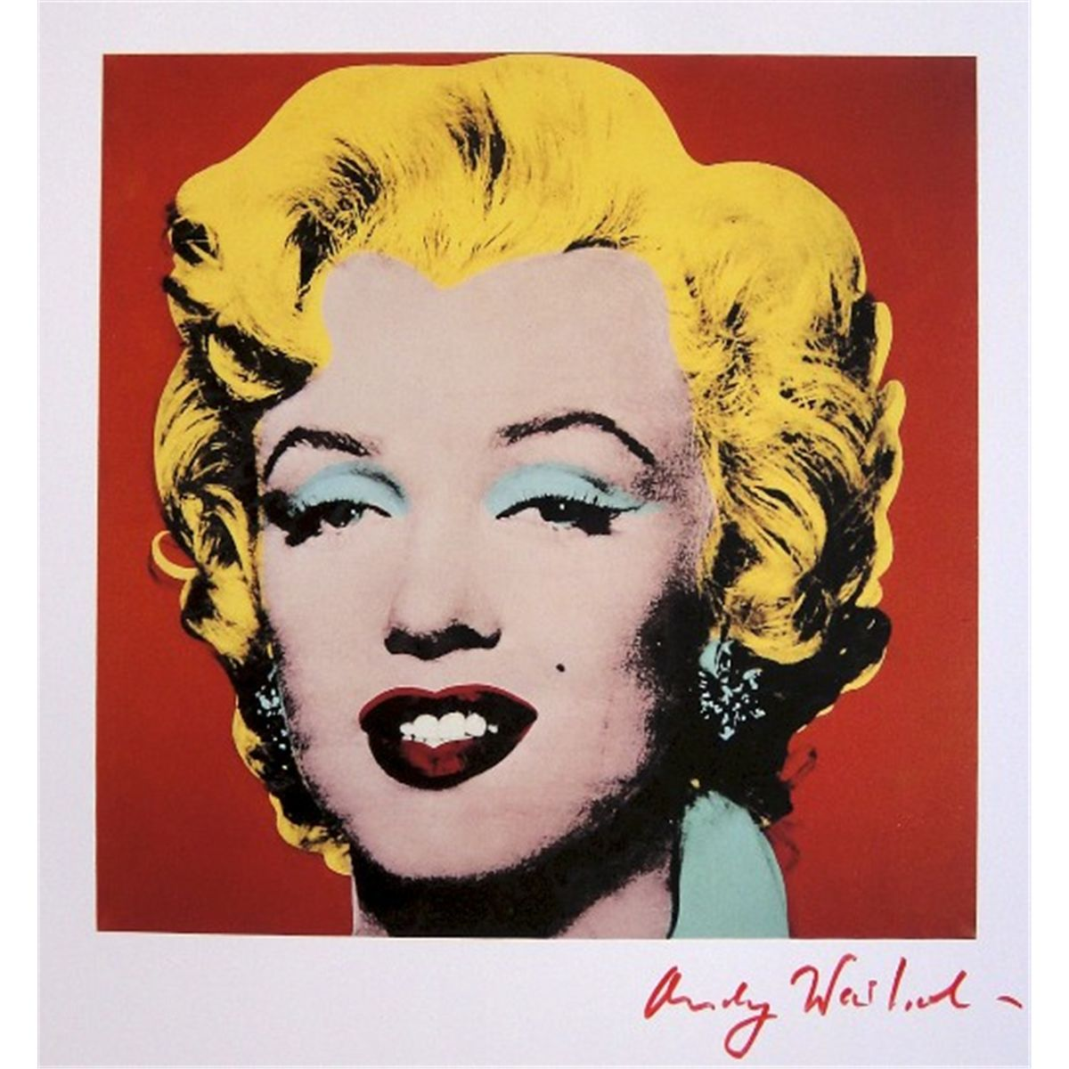 Marilyn Pop Art Andy Warhol Portraits Of Marilyn Monroe The Genealogy Of Style