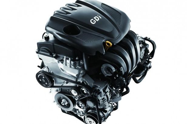 hyundai gdi theta engine