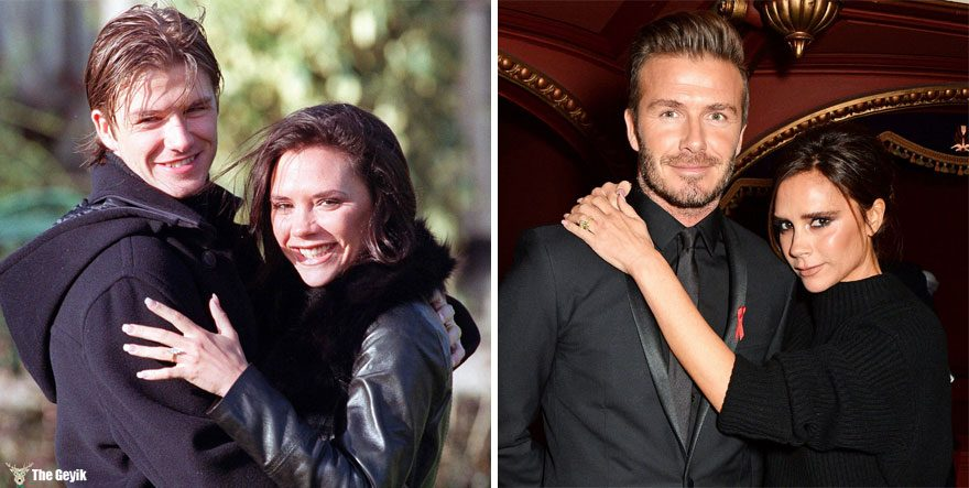 #14 Victoria Beckham And David Beckham - 19 Years Together