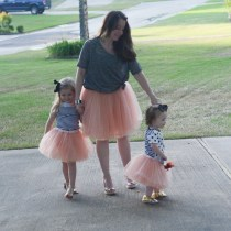 Mommy-and-Me Tutus