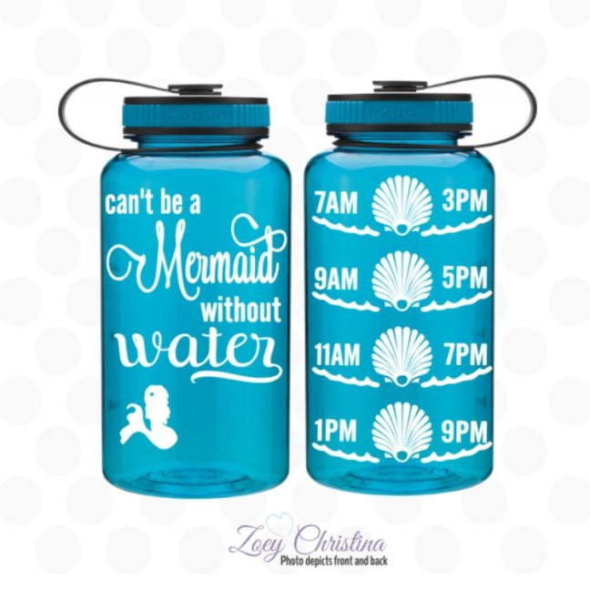 mermaid_water_bottle_cant-be-a-mermaid-without-water_etsy_zoey-christina